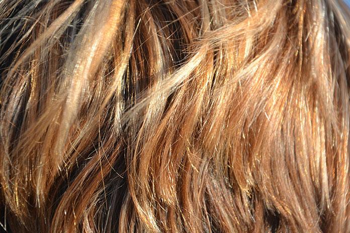 Zdrowie włosów