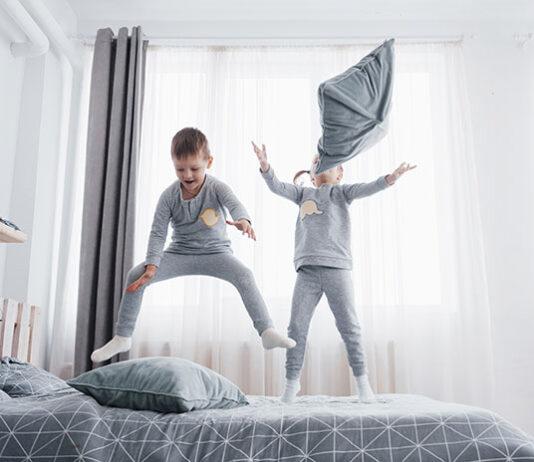 Jak dbać o kondycję dziecka w domu