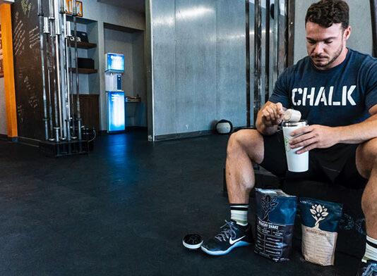 Odżywki białkowe dla sportowców